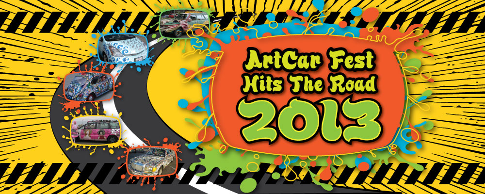 ArtCar Fest Reno Nevada 2012 Event Schedule
